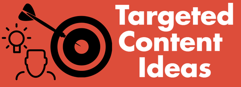 Generating Targeted Content Ideas During Keyword Research
